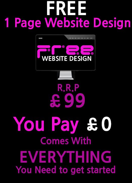free-1-page-website-design