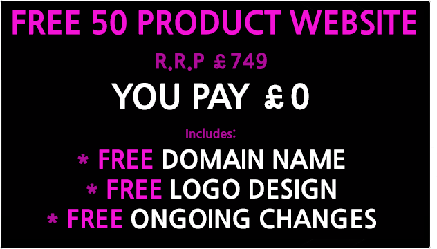free 50 product website design