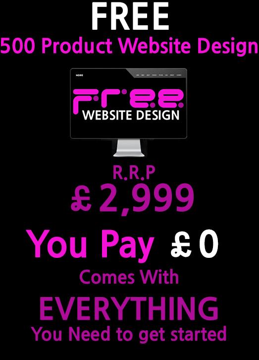 free-500-product-website-design